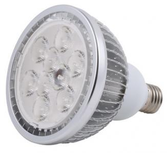Dimmable LED PAR 30 Light Finned Radiator 6W B-Type Spot Light E27 Base SMD LED Chip 85-265V