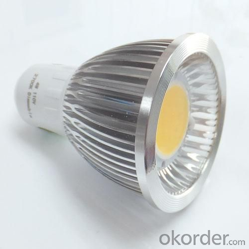 High Quality LED 7W COB Chip Spot Light E27 110-240V