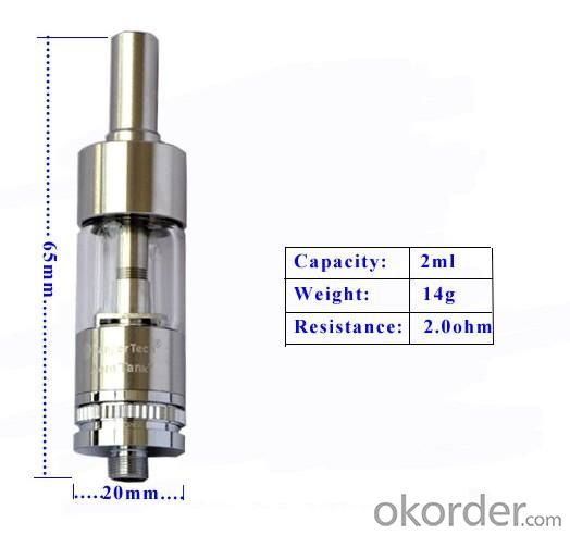 Gift Package Aero Tank Atomizer