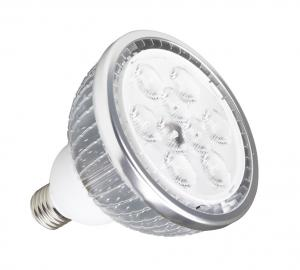 Dimmable LED PAR 38 Light Finned Radiator 12W B-Type Spot Light E27 Base SMD LED Chip 85-265V