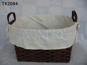 Hot Sale Home Storage Laundry Basket With Handle