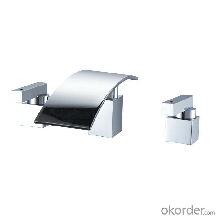 2014 Newly Design Handle Brass Faucet Tap