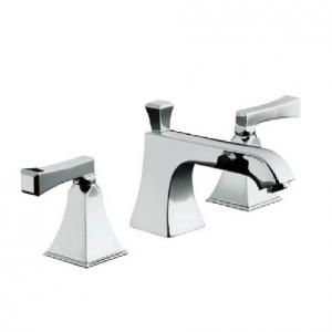 2014 New Square Design  Handle Brass Tap