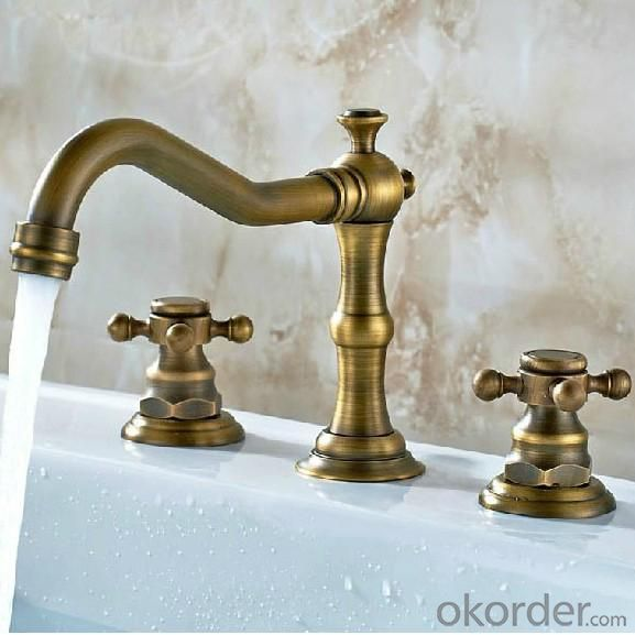 Hot Sale Rose Gold Plated Faucet