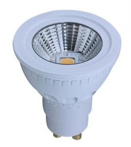 Dimmable LED 5W Ceramics Spot Light Gu10/E27 COB LED Chip 90-120V or 200-240V