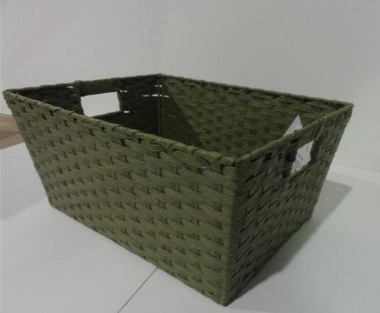 High Quality Hand Made Home Storage Basket Woven Basket