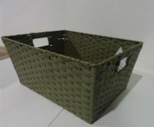 High Quality Hand Made Home Storage Basket Woven Basket