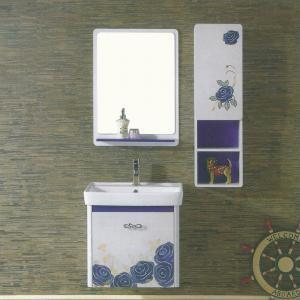New Design Pvc Wall Hanging Bathroom Cabinet