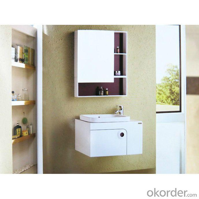 New Design Pvc With High Quality Bathroom Cabinet