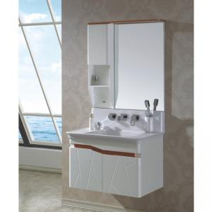 Pvc Materail !! High Quality Cheap Price Bathroom Cabinet