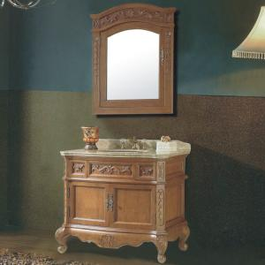 The Greatest Nature Oak Bathroom Cabinet