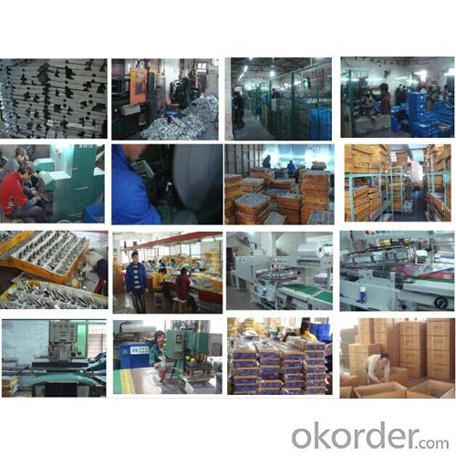 Toilet Brush Holder Factory Overview