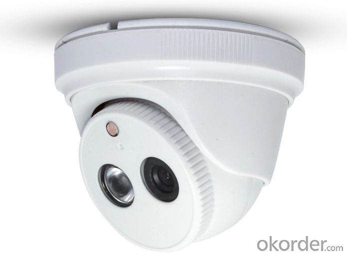 420TVL CCTV IR Array LED Dome Camera Indoor Series FLY-3053