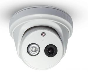 High Quality 800TVL CCTV IR Array LED Dome Camera Indoor Series FLY-3051