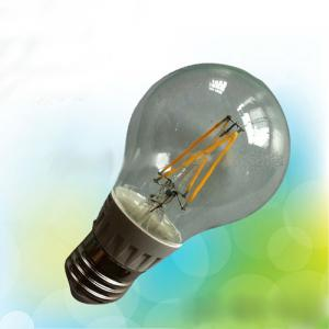 LED Filament Lamp 360°Globe Bulb E27 A60 3.6W AC110V/220V 360-380lm Warm White/White