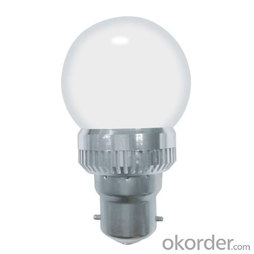 Dimmable LED Globe Bulb A50 4W
