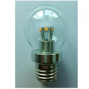LED Globe Bulb G50 5W E14 380lm 85-265V E12/E14/E17/E26/E27/B15/B22 SMD LED Chip Clear/Frosted/Milky Glass Cover