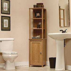 High Quality Black Bath Storage Bath Cabinet