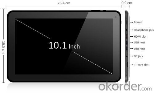 """Tablet PC 10.1"""""""