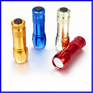 9 Led Flashlight /Police Led Torch Flashlight/Police Torch Light
