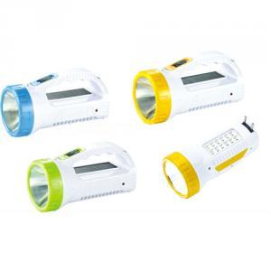 Solar LED flashlight Torch Light