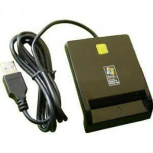 Write ISO 7816 Smart Card Reader-58