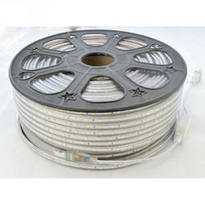 100M/Roll 220V High Voltage Smd3528 Led Strip Light 60Led/M 4.8W/M Ip68 Waterproof