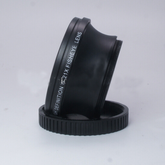 0.21X37mm Fisheye Lens For Camera