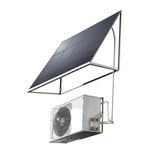 Buy Hot Sale 100 Solar Air Conditioner Dc Solar Powered