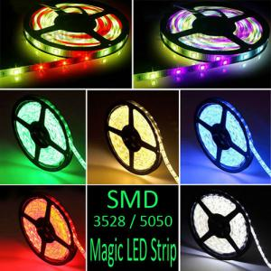 12V 60Pcs 3528 Smd Led Flexible Strips,Led Light Strip,Flexible Led Strip Light
