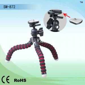 Sponge Tripod Camera Tripods Flexible Tripod(Sm-872)