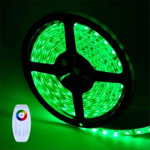12V/24V Wifi Control Rgbw Flex Led Strip With Double Line 120Leds Per Meter