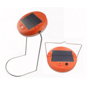Brightest solar led rechargeable solar lantern with intergrated solar panel led solar lamp Made In China (VERSION A)