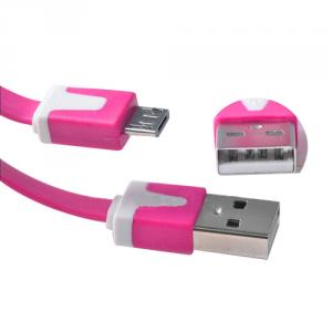 Best Seller!!!Flat Colorful Usb Cable For Phones