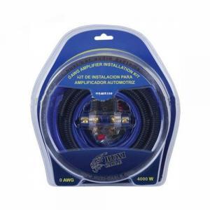 0Ga/Awg Amplifier Installation Kit