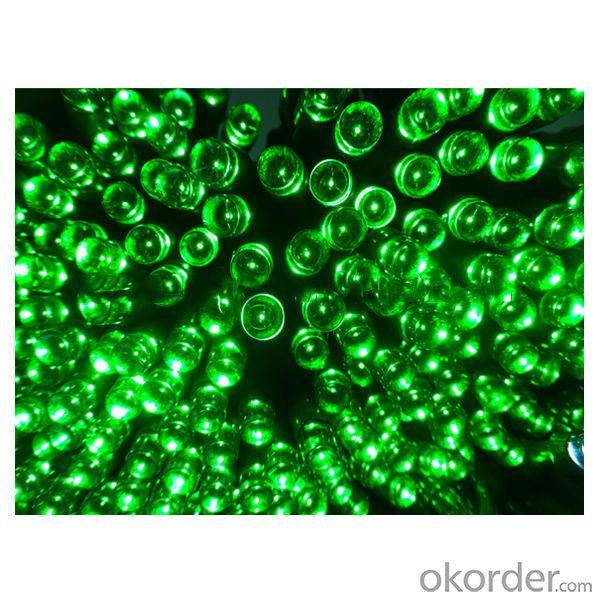 Decorative Mix Color Christmas Led Solar String Lights