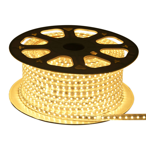 Factory Newest No Need Power Supply 110V/220V 60Leds/M Flexible Led Strip Light Strip Led Strip 5050