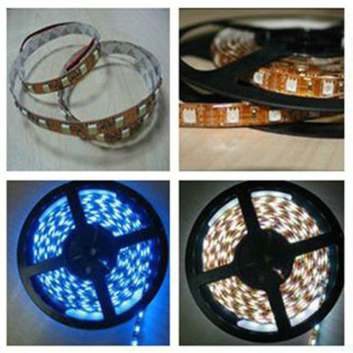 Hot Sale!!! Smd3528 Flexible Led Strip Lights With Power Adapter