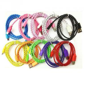 Durable Braided Usb Cable For Iphone 5 Braided Cable For Iphone 5S