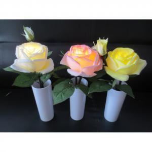 Led Flower Rose Wedding Decoration Home Decoration