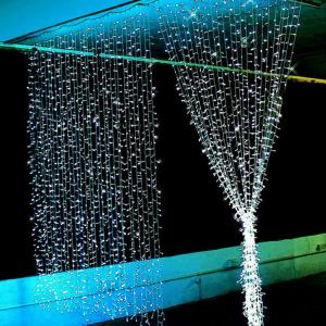 3Mx3M 400 Led Wedding Fairy Light Curtain Lights Led