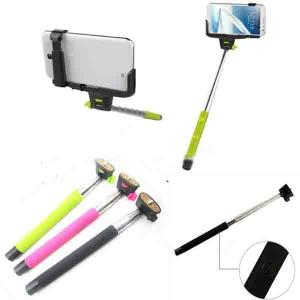 High Qanlity Flexible Hand Held Bluetooth Monopods For Iphone /Samsung Mobile Phones