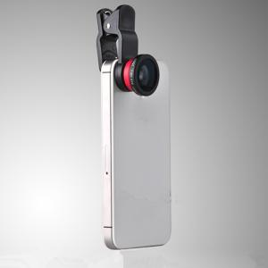 For Iphone5 Lens 3 In 1 Mobile Lens Phone Wide Angle Lens