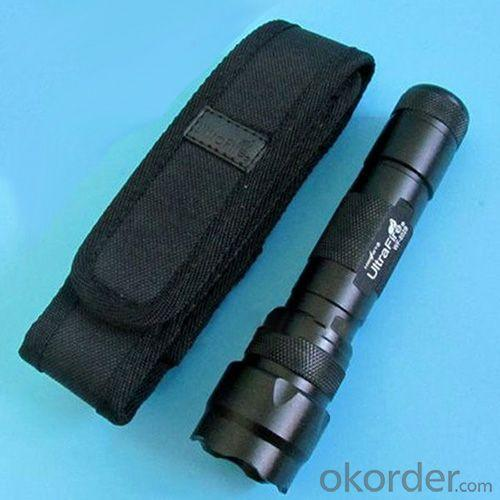 Hot Sale Ultrafire 502B Flashlight 1000lm Cree XML T6 LED Flashlight