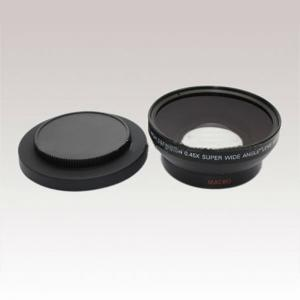 Pmission Camera Conversion Lens Of Wide Angle Lens 52mm 0.45X Wide Angle Lens For Canon Nikon