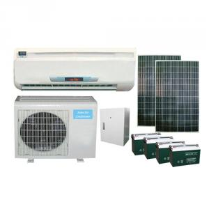 Solar DC Air Conditioner(100% SOLAR POWER)