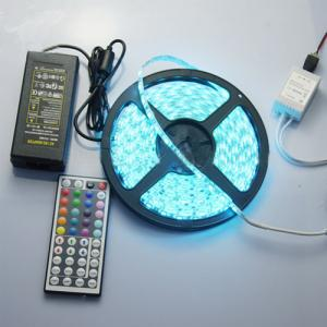 Different Color 12 Volt Led Light Strip Wholesale,Wireless Led Strip Light With Remote Control