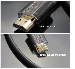 HDMI Cable For 4K*2K 3D / Ver 2.0 V2.0