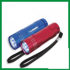 2014 Brightest Promotional Mini Led Power Cheap Flashlighting Torch With Logo