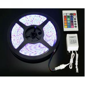 Manufacturer 5 Meter Waterproof Remote Controller Smd Flexible Led Light Strip